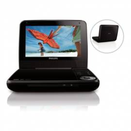 DVD Player portabil Philips PD7000B/12
